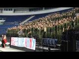 СКА-Динамо 29.05.2013 обзор трибуны СКА